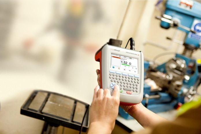 electrical testing and labeling
